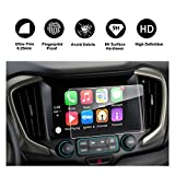 2018 GMC Terrain INTELLILINK Car Navigation,GMC Infotaintment System RUIYA HD Clear TEMPERED GLASS Screen Protective Film (8-Inch)