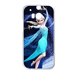 Happy Frozen fresh magical girl Cell Phone Case for HTC One M8