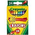 24-Count Bluetiful Crayola Classic Crayon