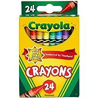 48-Count Bluetiful Crayola Classic Crayon
