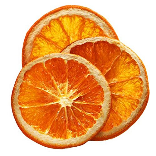 - Dried Orange Slices, 2.5 lb