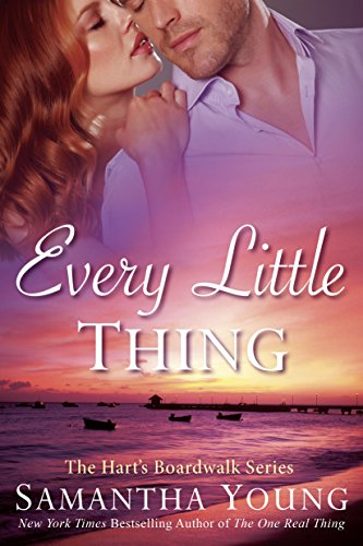 Every Little Thing (Hart's Boardwalk) by [Young, Samantha]