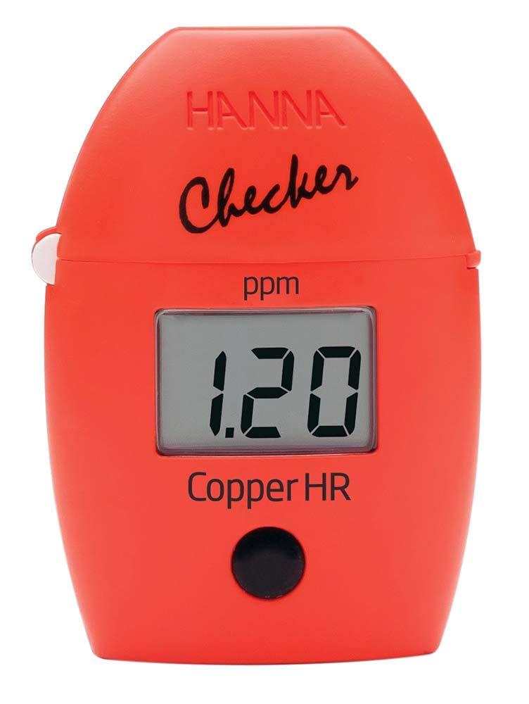 Hanna Instruments Checker Copper High Range Colorimeter
