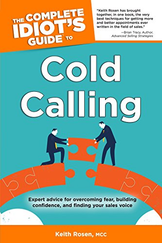 (The Complete Idiot's Guide to Cold Calling)