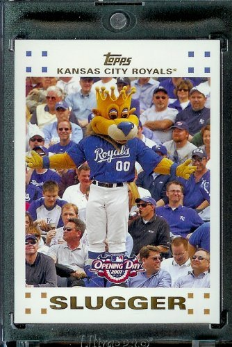 2007 Topps Opening Day #199 Slugger Kansas City Royals