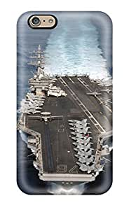 Cute Appearance Cover/tpu RfSHenS2583fKlua Aircraft Carrier Case For Iphone 6