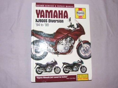 yamaha xj900s diversion service and repair manual 1994 2000 haynes rh amazon com yamaha xj 900 diversion service manual pdf yamaha xj 900 diversion service manual pdf