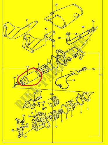 1999 2000 Benzinpumpe GSXR 1300 GSXR1300 Hayabusa