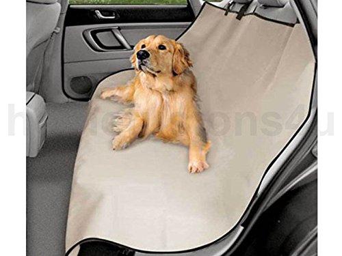 Generic NV _ 1001002684_ Yc-uk2Beigesea pour animal domestique Chien étanche pour animal domestique 2en 1Protection Aterp prote arrière de voiture Housse de siège de coffre de coffre Hamac Liner Beige 2en 1 NV_1001002684_YC-UK2
