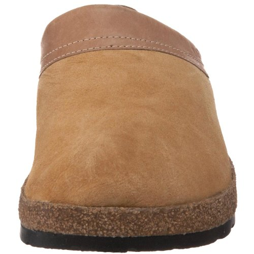 Shearling Leather Women's Snowbird Clog Tan Haflinger qOvExnSq