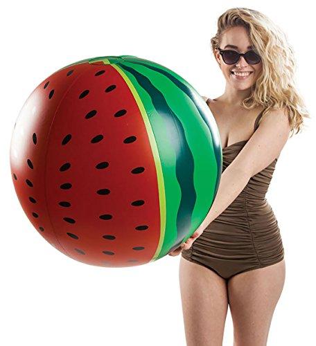 BigMouth Inc Beach Balls (Watermelon) Watermelon Ball