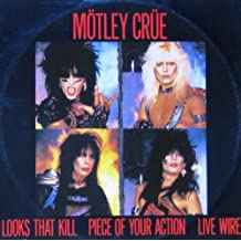 """Looks That Kill / Piece Of Your Action / Live Wire (12"""" Vinyl)"""