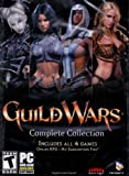 GUILD WARS COMPLETE COLLECTION INCLUDES ALL 4 GAMES