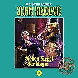 Sieben Siegel der Magie (John Sinclair - Tonstudio Braun Klassiker 61)