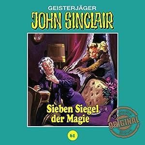 Sieben Siegel der Magie (John Sinclair - Tonstudio Braun Klassiker 61) Hörspiel
