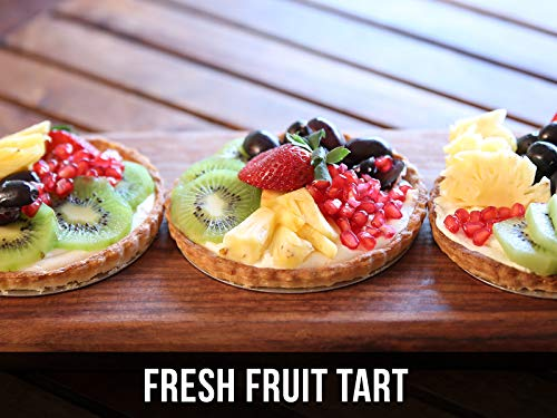 (Clip: Fresh Fruit Tart - Beat Batter Bake With Priyanka)
