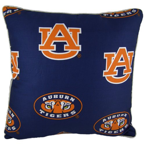 Auburn Tigers Throw Pillow - College Covers Auburn Tigers 16