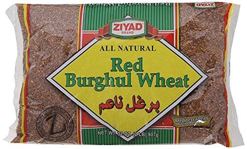 Ziyad Cracked Wheat Burghul, 32 OZ (Pack - 1) -