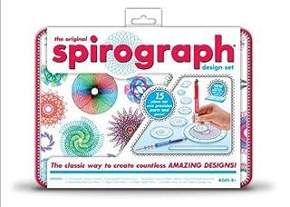Spirograph Design Tin Set by Kahootz [Toy] (B00L4PJ8XK) | Amazon price tracker / tracking, Amazon price history charts, Amazon price watches, Amazon price drop alerts