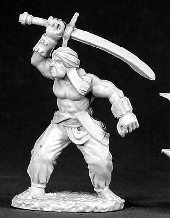 Reaper Miniatures Kierra Darkdreamer #03060 Dark Heaven Legends Unpainted Metal