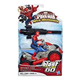 Marvel Ultimate Spider-Man Web Warriors Spider-Man ATV Vehicle
