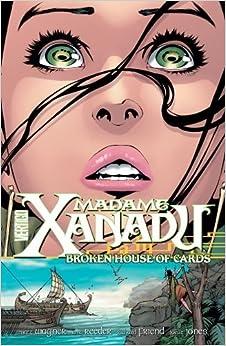 Book Madame Xanadu Vol. 3: Broken House of Cards by Matt Wagner (2011-01-11)