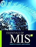 Essentials of Management Information Systems 12th Edition