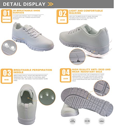 Walking 3 Running Fashion Women Color Shoes Outdoor Design Sport Showudesigns Sneaker 5UvqXOx