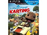 little big planet karting ps3 - PS3 LITTLE BIG PLANET KARTING by SCE