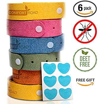 Amazon Com Bite Free Natural Mosquito Repellent Bracelet