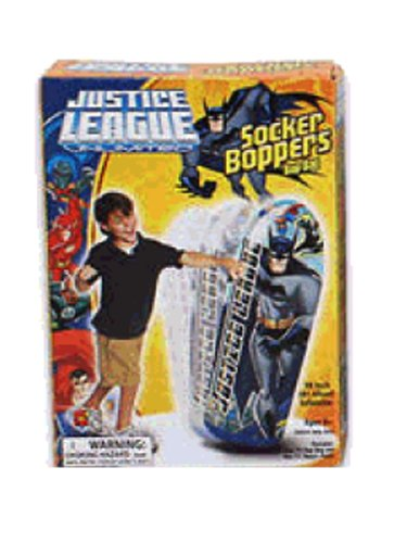 Justice League Unlimited Inflatable Boppers