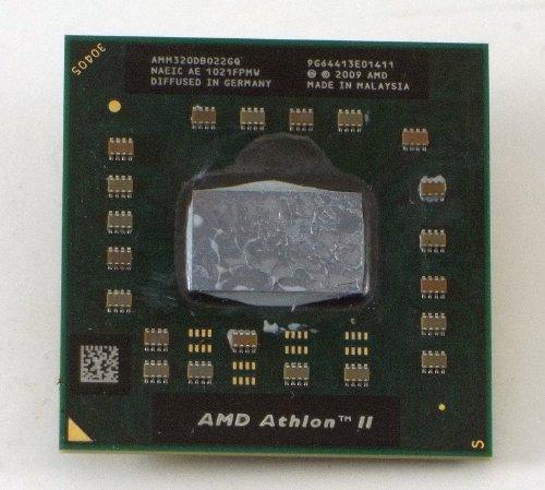 AMD Athlon II 2.1Ghz M320 AMM320DB022GQ CPU 2.1 2x512KB AMM320DBO22GQ