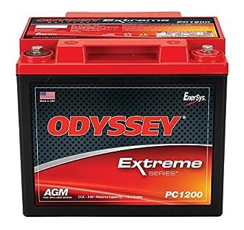 Odyssey pilas PC1200 Terminal de la batería