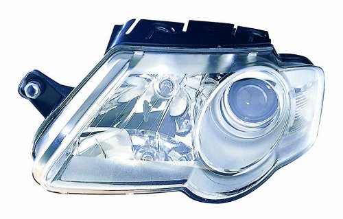 lkswagen Passat Passenger Side Replacement Headlight Assembly ()