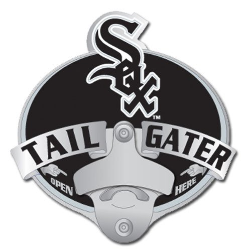 Chicago White Sox Bottle (MLB Chicago White Sox Tailgater Hitch Cover)