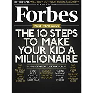 Forbes, June 13, 2011 Audiomagazin