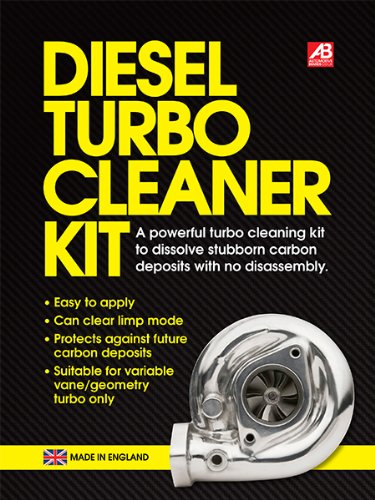 BRT BEARINGS Diesel Turbo Cleaner Power Maxed