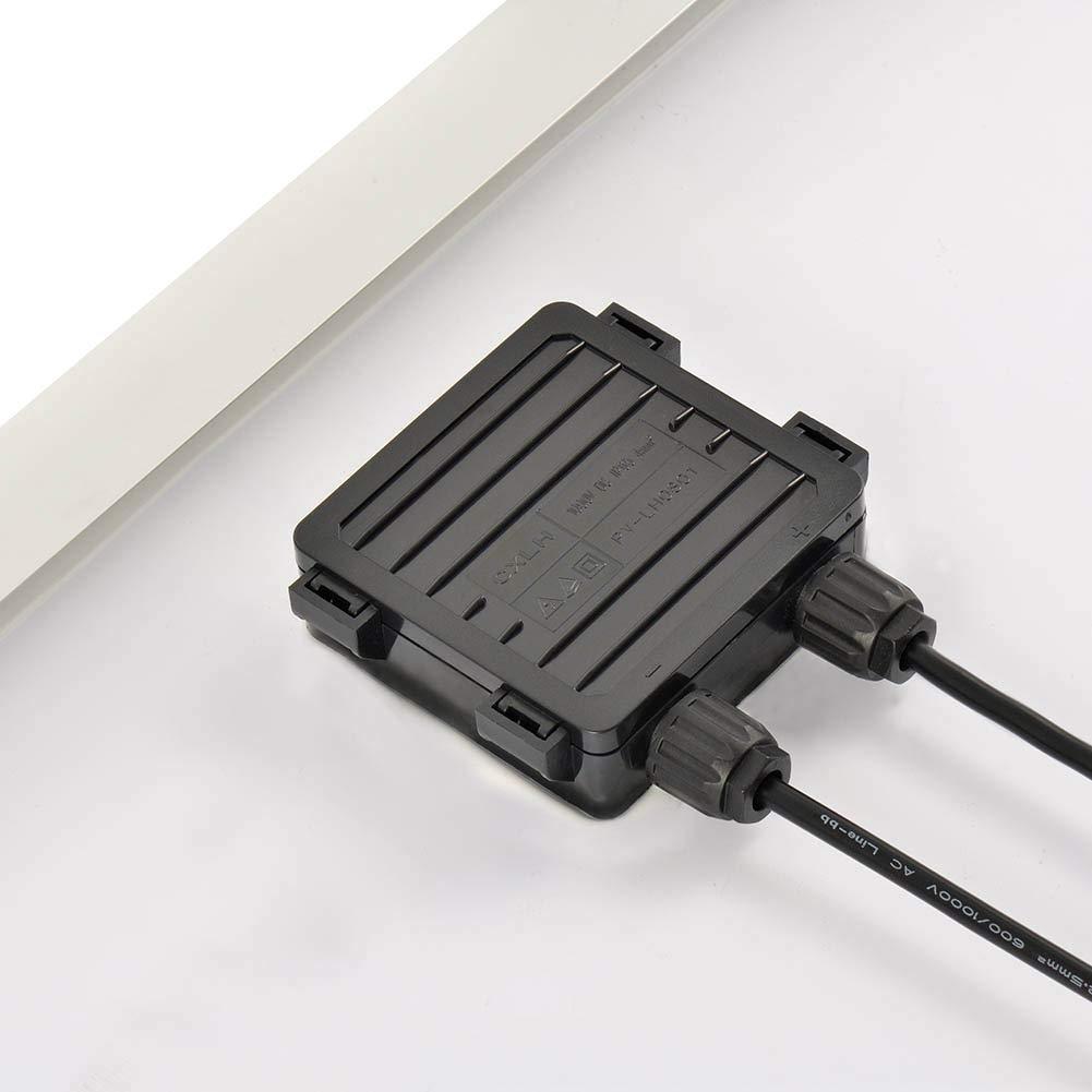 Richsolar 100 Watt 12 Volt Monocrystalline Solar Panel with MC4 Connectors 12 Volt Battery Charging RV, Boat, Off Grid (100W) by Richsolar (Image #7)