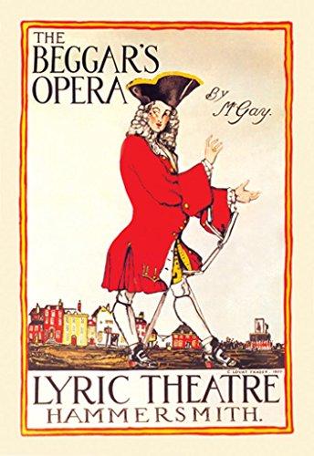 ballad opera written in 1728 by john gay