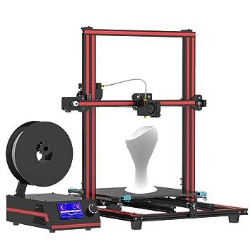 Z.L.FFLZ Impresora 3D X3S Impresora 3D 330 X 330 X 420 mm Perfil ...