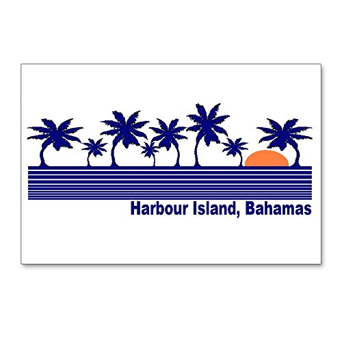 CafePress - Harbour Island, Bahamas - Postcards (Package of 8), 6
