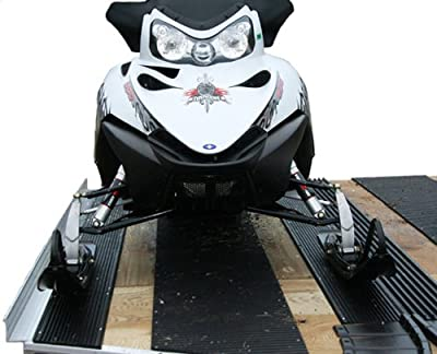 Caliber 13320 LowPro Glides Snowmobile Trailer Loading System (Double Set)