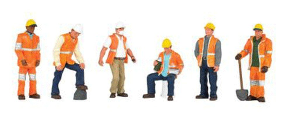 Bachmann Trains Maintenance Workers