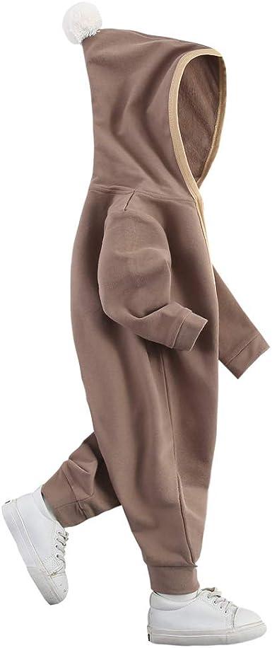 Y/·J Back home Baby Nano Velvet Hooded Romper Clothes