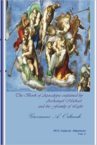 Book The Book of Apocalypse explained by Archangel Michael and the Family of Light (English Edition)