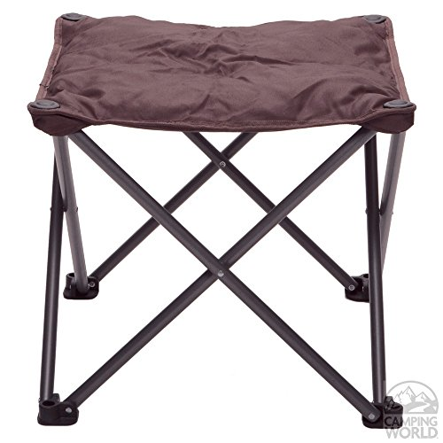 Mac Sports Outdoor Ottoman Chestnut product image