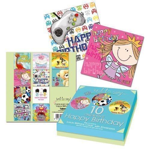 Childrens Birthday Cards Amazon
