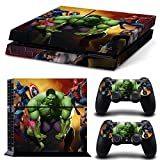 GoldenDeal PS4 Console and DualShock 4 Controller Skin Set – SuperHero – PlayStation 4 Vinyl