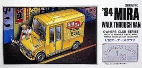 マイクロエース 1/32 オーナーズクラブNo.24 `68 ダイハツ ミラの商品画像