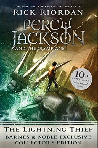 The Lightning Thief: Exclusive (Percy Jackson and the Olympians)